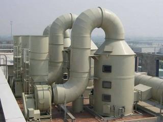 聚丙烯吸收塔